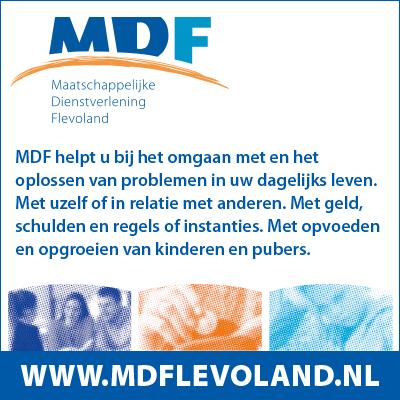 MDF Maatschappelijke Dienstverlening Flevoland